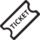 ticket icon 128